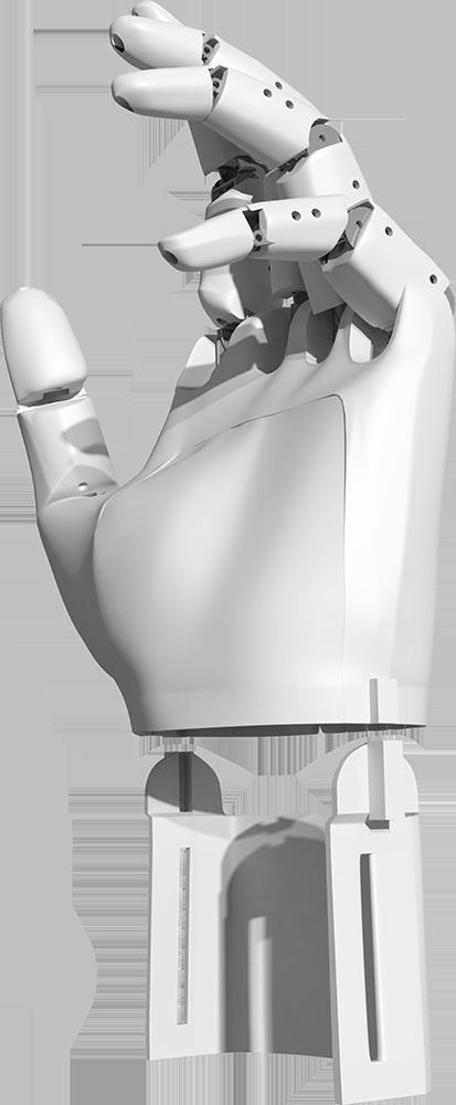 دست مکانیکی ثانی www.sanybody.com